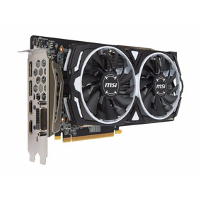 Placa De Video Rx 580 Armor 4gb Oc Gddr5 Msi Radeon 256 Bits