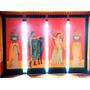 Paneles Cortinas Blackout Dobles Pintadas A Mano Precio X Un