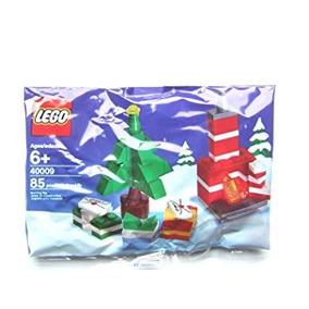 Juguete Lego Árbol De Navidad, Presentes, Y Chimenea