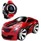 Vehiculos De Juguete Rc Cestore Voz Control Por Reloj X01