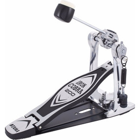 Pedal Tama Iron Cobra 200 Hp200p Nuevo Oferta + Envio Gratis