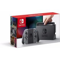 Consola Nintendo Switch Joy-con Grises Meses Sin Intereses
