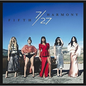 Cd : Fifth Harmony - 7/ 27 Japan Deluxe Edition (delu (8720)