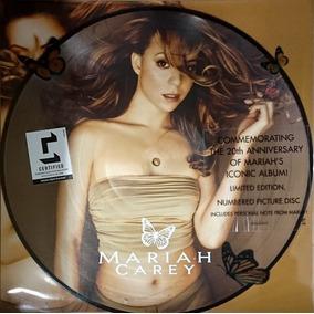 Lp Limitado Mariah Carey Butterfly Vinil Comemoração 20 Anos
