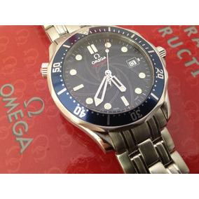 Reloj Omega Seamaster James Bond 007 Edición Limitada