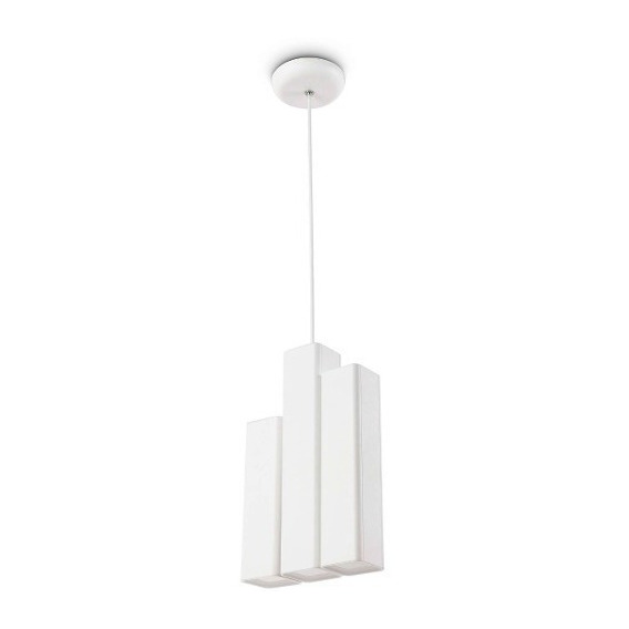 Lampara Colgante Philips Led Blossom Blanco 915005067201