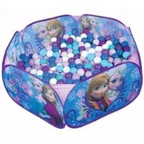 Piscina De Bolinha Disney Frozen Com 100 Bolinhas Barata