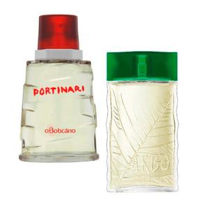 Perfume Portinari + Perfume Arbo Boticário