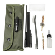 Kit De Limpieza Para Pistola O Rifle