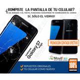 Cambio De Vidrio De Pantalla Samsung Galaxy S7 Edge!