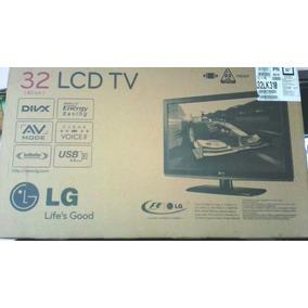 Tv Lcd De 32 Pulgadas Nuevo De Paquete Con Factura