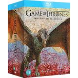 Game Of Thrones-juego De Tronos: Season 1-6 Blu-ray Original