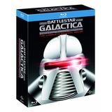 Blu-ray Battlestar Galactica -dublado -9 Disc - 34 Episódios
