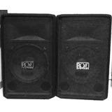 Kit Pa Som/audio Profissional - Ideal Para Bandas E Igrejas