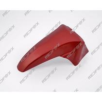 Paralama Dianteiro Vermelho Shineray Jet 50