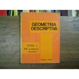 Libro Geometria Descriptiva, Serie Schaum / Minor C. Hawk