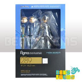 Figma 289 Kirito Alo Ver. Sword Art Online En Mano!!!