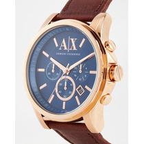 Fino Reloj Hombre Armani Exchange Ax2508 Nuevo 100% Original