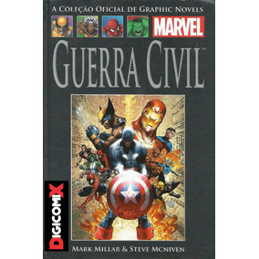 Guerra Civil - Salvat (hq Digital)