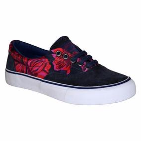 Zapatillas Rusty Dallas Red Rose - Rz001811