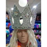 Corona Reina Vip - Ideal 15 Años - Boda - Carnaval Carioca