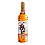 Ron Capitan Morgan Dorado Captain Original Spice Gold 750ml
