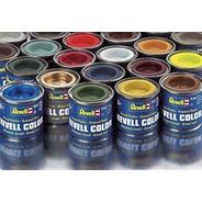 Pintura (enamel) 14ml  Revell - Ver Listado De Colores