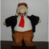 Popeye - Boneco Dudu De Tecido