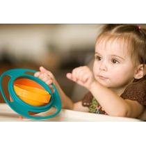 Universal Gyro Bowl, Plato 360 Anti Derrames Para Niños