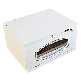 Chocadeira Elétrica 70 Ovos Termostato Viragem Automática