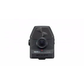 Zoom Q2n Gravador Digital De Áudio E Vídeo