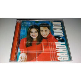 Cd Sandy E Junior Todas As Estações Remixes