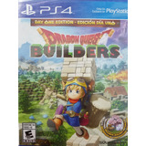 Dragon Quest Builders Day One Edition Ps4 Delivery Stock Ya