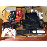 Nintendo Wii Consola Retro No Wiiu Switch 3ds Ps4