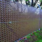 Cubre-cerco-cinta Cubrir Alambrados X 20 M2