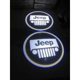 Logo Led Para Puertas Jeep