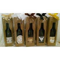 Mini Vinho Garrafinha Champanhe 80ml +caixinha Promoção!