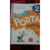 Porta Aberta Língua Portuguesa 2 Livro Do Prof