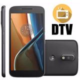 Celular Moto G4 Tv Original + Tampa De Brinde