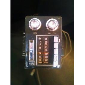 Radio Reproductor Fm/am Para Vehículo Clásico.