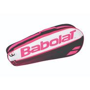 Raquetero Babolat Essential Club Rosa