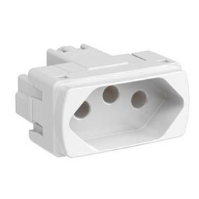 Kit Tomada + Interruptor Schneider