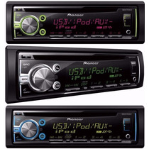 Reproductor Pioneer Deh X3750ui - Mp3 Cd Usb Cambia De Color