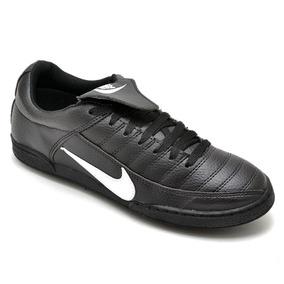 Tenis Chuteira Nike Masculina Couro Legítimo Frete Grátis