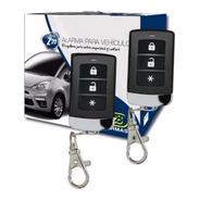 Alarma Auto X28 Z20 S Vehicular Volumetrica Sirena 2 Controles Remotos