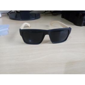 Óculos De Sol Ralferty Vintage Retro Black Handmade Bamboo ae2eae6c9a