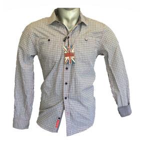 Camisa Para Caballero Modelaje Tela Importada