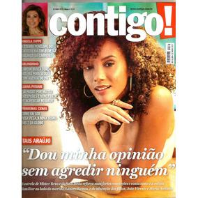 Revista Contigo 2174/17 - Xuxa/taís/luana/luan Santana