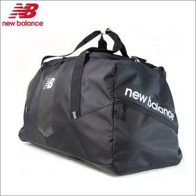 New Balance Bolso Negro Ntbhold7