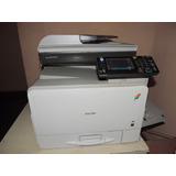 Multifuncion Ricoh Mp C305 Laser Color Poco Uso